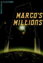 Cover of: Marco's Millions | William Sleator