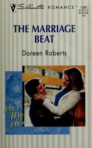 Cover of: The marriage beat by Doreen Roberts