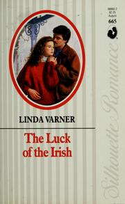 Cover of: Luck Of The Irish | Varner