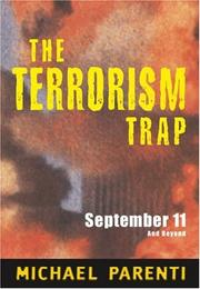 Cover of: The terrorism trap