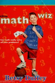 Cover of: The math wiz | Betsy Duffey