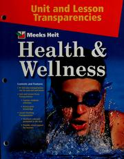 Cover of: Meeks Heit health and wellness | Linda Brower Meeks