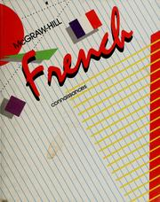 Cover of: McGraw-Hill French connaissances | Conrad J. Schmitt