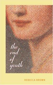 Cover of: The end of youth