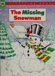 Cover of: The missing snowman | Jo Albee
