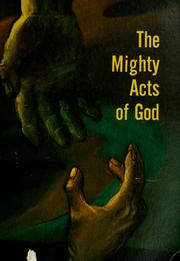 Cover of: The mighty acts of God | Marshall, Robert J.