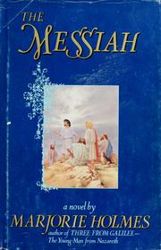 Cover of: The Messiah | Marjorie Holmes