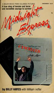 Cover of: Midnight Express | Billy Hayes