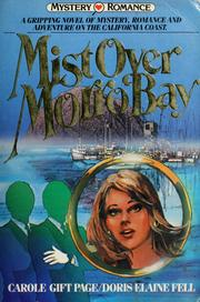 Cover of: Mist over Morro Bay | Carole Gift Page, Doris Elaine Fell