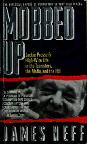 Cover of: Mobbed up | James Neff