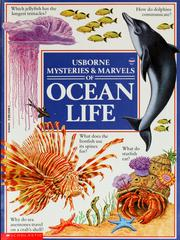 Cover of: Mysteries & marvels of ocean life by Rick Morris