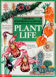 Cover of: Mysteries & marvels of plant life | Barbara Cork