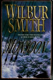 Cover of: Monsoon | Wilbur Smith