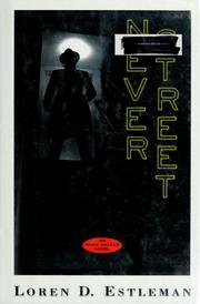 Cover of: Never Street by Loren D. Estleman