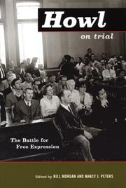 Cover of: Howl on Trial |