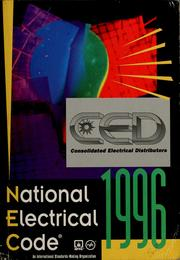 Cover of: National electrical code | National Fire Protection Association
