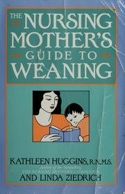 Cover of: The nursing mother