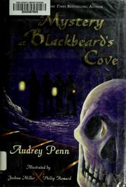 Mystery at Blackbeard's Cove by Audrey Penn