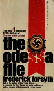 Cover of: The Odessa file by Frederick Forsyth