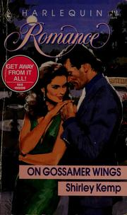 Cover of: On gossamer wings | Shirley Kemp