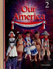 Cover of: Our America | Judy Hull Moore