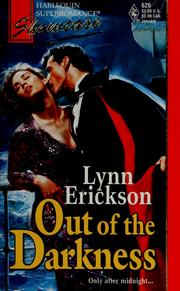 Cover of: Out of the darkness (supernatural) | Lynn Erickson
