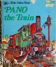 Cover of: Pano the train | Sharon Holaves