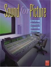 Cover of: Sound for Picture  Edition