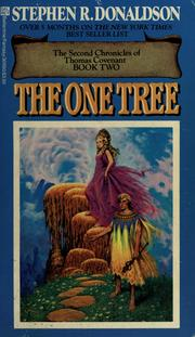 Cover of: The one tree | Stephen R. Donaldson
