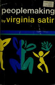 Cover of: Peoplemaking | Virginia Satir