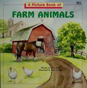 Cover of: A picture book of farm animals | Scott, Mary