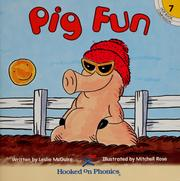 Cover of: Pig fun | Leslie McGuire