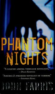 Cover of: Phantom nights | John Farris