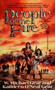 Cover of: People of the Fire | Kathleen O'Neal Gear