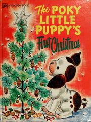 The Poky Little Puppys First Christmas 1973 Edition Open Library