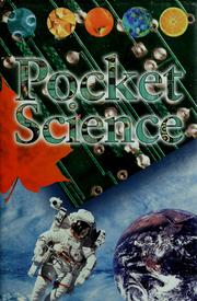Cover of: Pocket science | Chris Oxlade