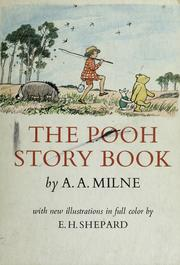 Cover of: The Pooh story book | A. A. Milne