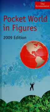 Cover of: Pocket world in figures | Economist Newspaper Limited