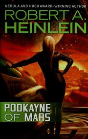 Cover of: Podkayne of Mars by Robert A. Heinlein