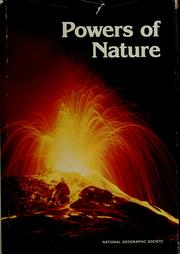Cover of: Powers of nature | National Geographic Society (U.S.). Special Publications Division