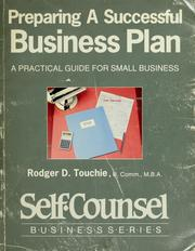 preparing a business plan The elements of a business plan: business plan will include ideas for dealing with new competi-tors in your market, helping you prepare your business for.