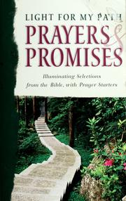 Cover of: Prayers & promises |
