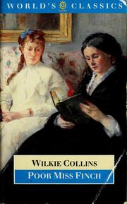 Poor Miss Finch by Wilkie Collins