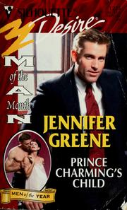 Cover of: Prince Charming's child | Jennifer Greene