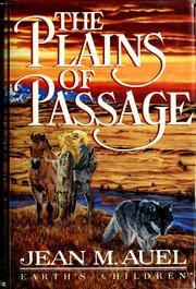 Cover of: The plains of passage | Jean M. Auel