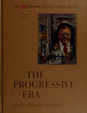 Cover of: The Progressive Era | May, Ernest R.