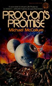 Cover of: Procyon's Promise by Michael McCollum