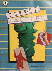 Cover of: The puppet factory | Imogene Forte