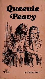 Cover of: Queenie Peavy | Robert Burch