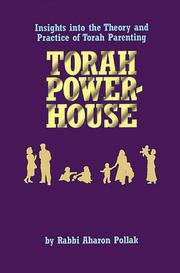 Cover of: Torah Powerhouse